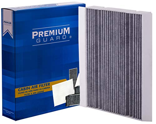 PG Cabin Air Filter PC99348C| Fits 2016-20 Mercedes-Benz Metris, 2019 Sprinter 2500, 1500, 2019-20 Freightliner Sprinter 3500, Sprinter 2500, Sprinter 1500 (FRONT filter)