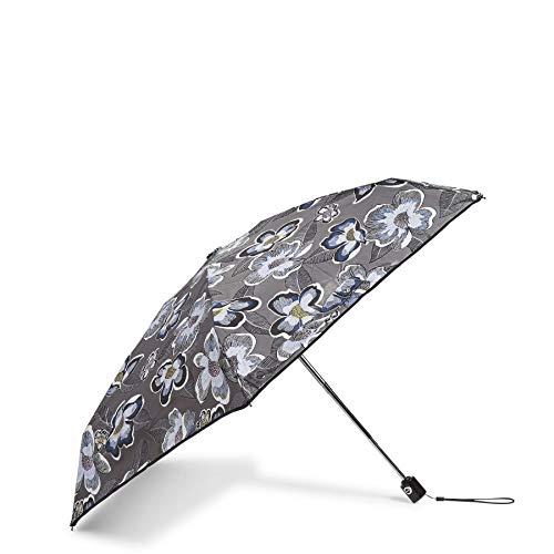 Vera Bradley Women's Mini Travel Umbrella, Regal Rosette, One Size