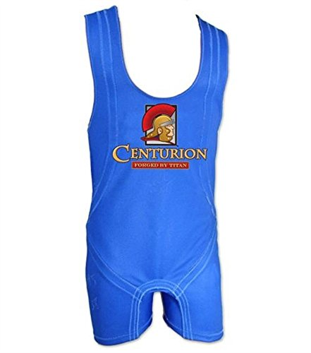 LiftingLarge Titan Support Systems Centurion Squat Suit - Wide Stance -Powerlifting IPF (50)