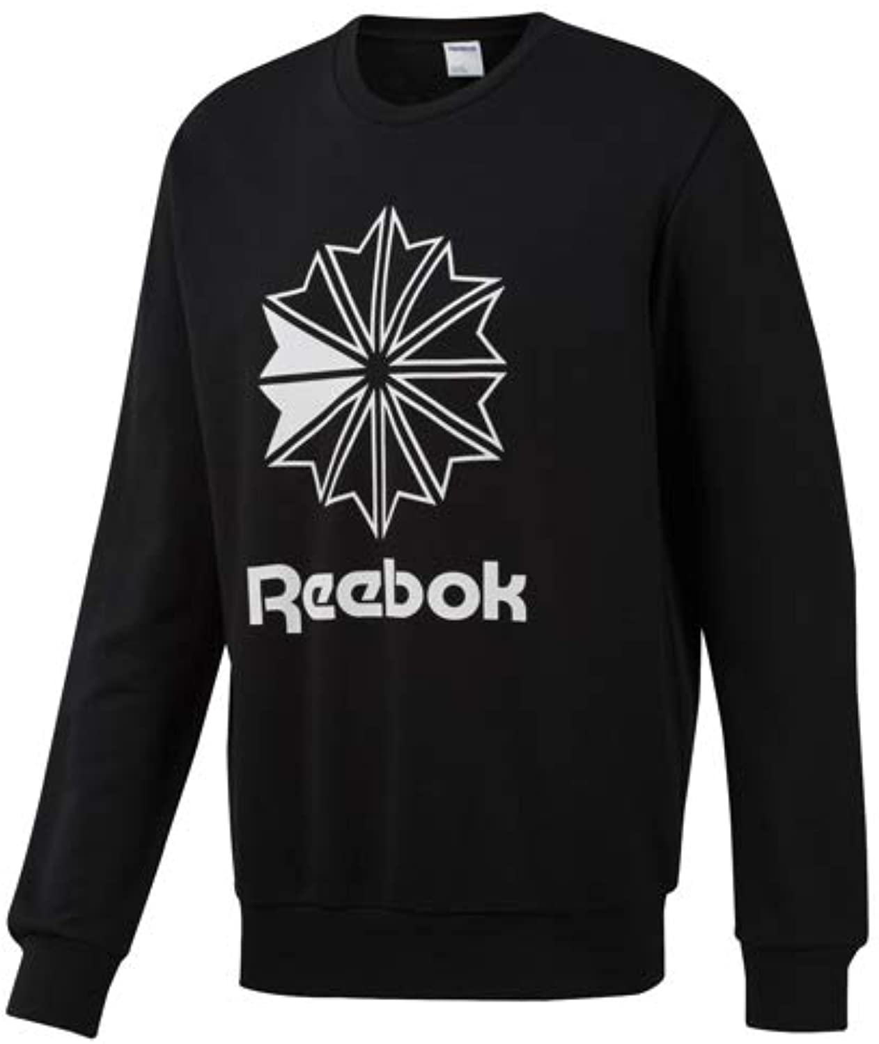 Reebok Big Starcrest Crew Sweatshirt