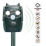 Best Animal Repellers - Diaotec Ultrasonic Animal Repellent Cat Repeller Dog Deterrent Review