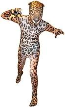 Morphsuits Jaguar Kids Animal Planet Costume - Size Large 4'-4'6 (120cm-137cm)