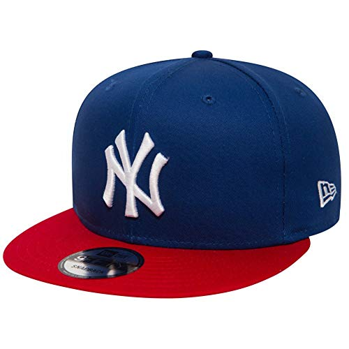 New Era 9Fifty Snapback Cap - NY Yankees royal/rot - S/M