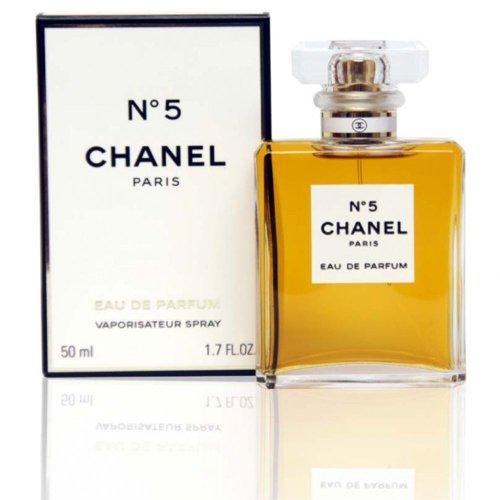 Chanel No 5 Eau De Parfum Spray 100ml (3.4 Oz) EDP Perfume