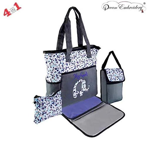 a9855593f3ee Diaper Bag Personalized  Amazon.com