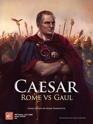 GMT Games Caesar, Rome vs Gaul, Board Game, 2008