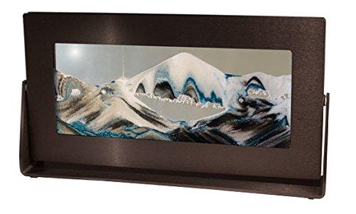 Exotic Sands - Md34 Medium Black Frame (Arctic Glacier) Black Metal Frame. Top 10 Men's Gifts! (Arctic Air). Liquid Water...