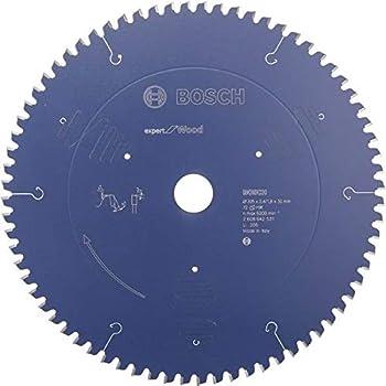 Bosch 2608642531 - Hoja de sierra circular Expert for Multi Material - 305 x 30 x 2,4 mm, 72 (pack de 1): Amazon.es: Bricolaje y herramientas