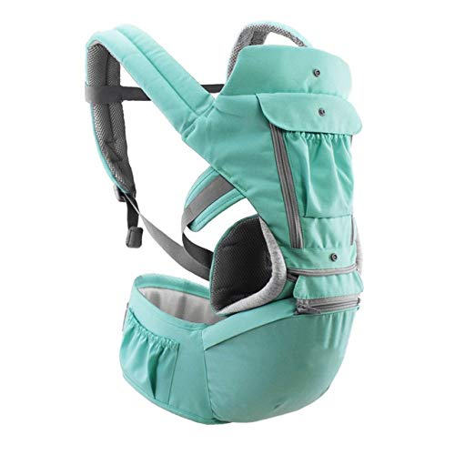 Portabebés Infant Kid Hipseat Sling Frente Canguro Baby Wrap Carrier Travel