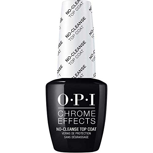 Price comparison product image OPI GelColor,  Chrome Effects No-cleanse Top Coat,  0.5 Fl. Oz. gel nail polish top coat