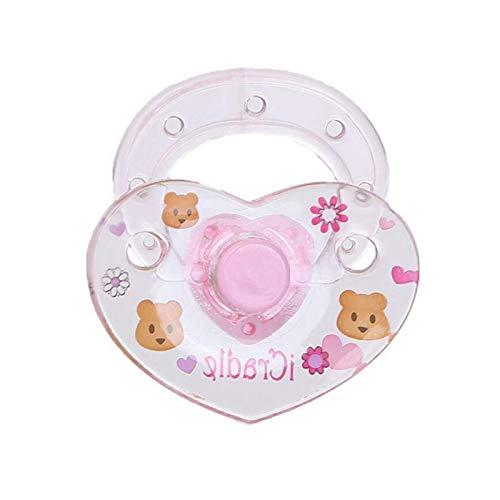 Per Chupetes Magnéticos de Accesorios para Muñecas Bebés