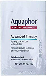 Aquaphor Healing Ointment Advanced Therapy - .9g - Box of 144 Packets
