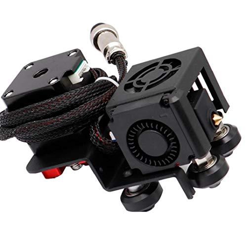 Extrusora impresora 3D Kit Mejorado metal de la placa del adaptador de accionamiento directo para la impresora 3D 12V CR10 Suministros Industriales Accesorios