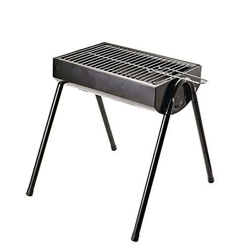 FEANG Grill BBQ Grill Folding Tragbare Holzkohle Barbecue Grills Outdoor Edelstahl Raucher BBQ Werkzeuge Zubehör Kochgeschirr Grillwerkzeug