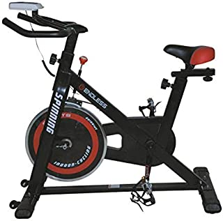 Endless EL-9363 Steel Spinning Bike (Red/Black)