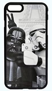 Star Wars Funny Darth Vader Storm Trooper Selfie Phone Case Cover - Select Model (Galaxy S7)