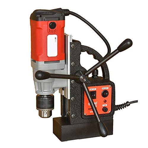 Affordable QWERTOUR Magnetic Core Drill Machine Magnetic Drilling Machine 220V 1150W Light Weight St...