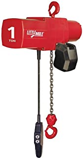 Best little mule electric chain hoist Reviews