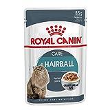 Royal Canin Gato Cuidado de Bolas de Pelo, Comida Mojado Dietética Gatos -...