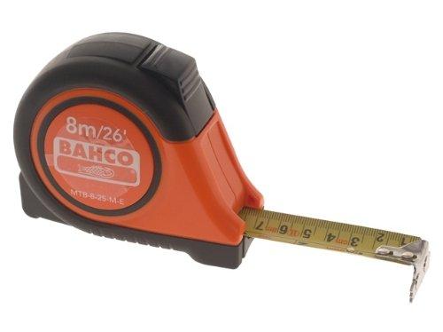 Advanced Bahco herramientas MTB activado y desactivado del modo cinta 8 m/792,48 cm magnética Reversible punta - Min 3 años Cleva garantía