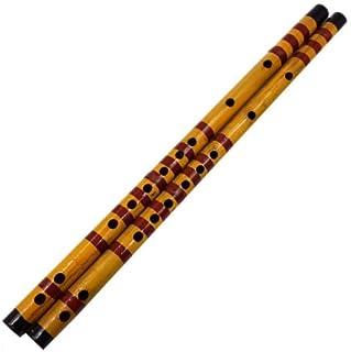 AuCatStore(TM) Long Bamboo Flute Clarinet Student Musical Instrument 7 Hole 42.5cm PL