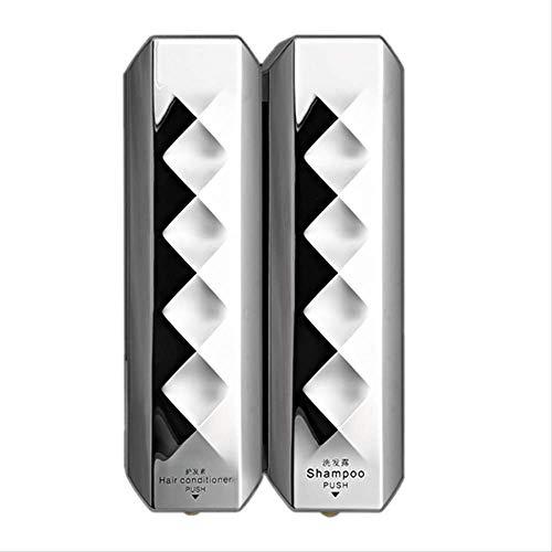 liuxiao wandgemonteerde dubbele koppen zeep dispensers Home Hotel wc badkamer vloeibare zeep dispensers
