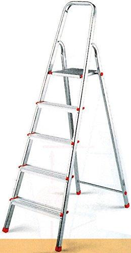 SCAB RUDIANO S.R.L LINEA CASALINGHI Scala Alluminio 4 Gradini