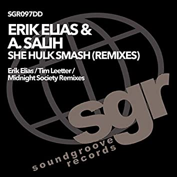 She Hulk Smash / White Pill Friday (2013 Remixes)
