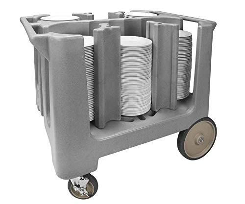 LACOR 66555 - Carro portaplatos Polipropileno