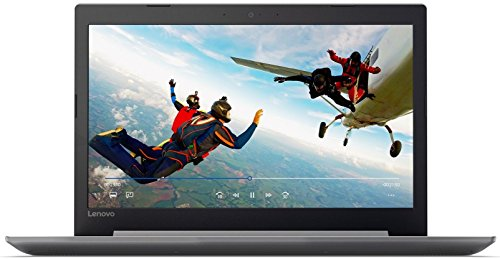Lenovo Ideapad 320E 80XH01GKIN 15.6-inch Laptop (6th Gen Core i3-6006U/4GB/1TB/DOS/Integrated Graphics), Platinum Grey