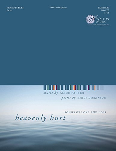 Heavenly Hurt - SATB with Piano and Cello - Buch