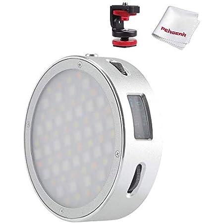 【Godox正規代理店】Godox R1 RGBビデオライト LEDビデオライト 高演色 2500K-8500K 3つのモード 音量による輝度変わる 14種FX照明効果 OLEDパネル Type-C端子 磁気機能