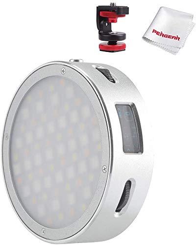 【Godox正規代理店】Godox R1 RGBビデオライト LEDビデオライト 高演色 2500K-8500K 3つのモード 音量によ...