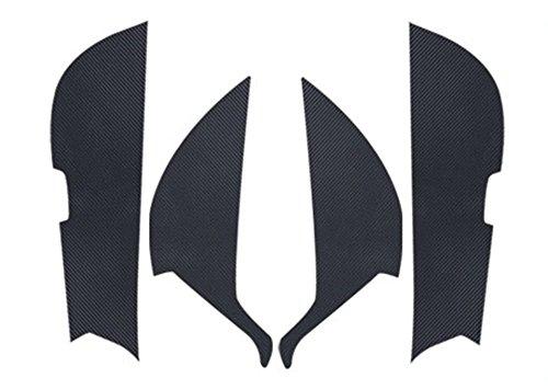 Emblem Trading Türpappen 3D Carbon Folie Schwarz Golf 7