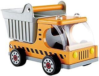Hape Dumper Truck Wooden Toy - E3013