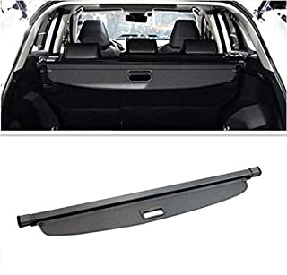 Cosilee Retractable Rear Trunk Parcel Shelf Security Shield Cargo Luggage Security Cover Shade Compatible for Toyota Rav4 2019