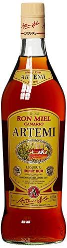 Ron miel canario artemi, miel Rum LIQUEUR, Kana rische Islas, licor (1x 1l)