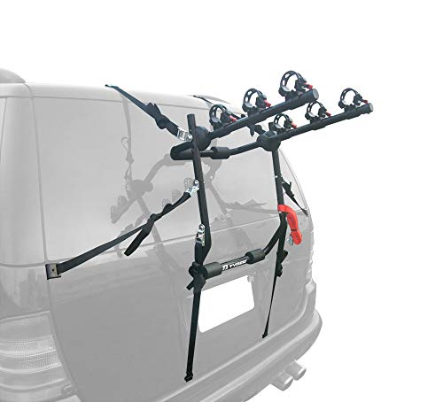 Tyger Auto TG-RK3B203S Deluxe 3-Bike Trunk Mount Bicycle Rack