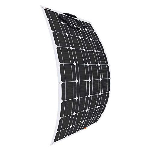 Litionite Carve 100W : panneau solaire flexible ultra fin