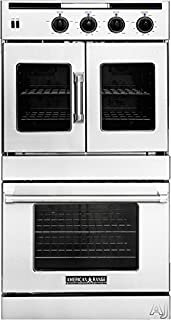 American Range Legacy Series AROFSHGE230N 30 Inch Double French/Chef Door Dual-Fuel Wall Oven