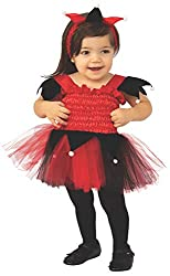 Jester Baby Girl Costume