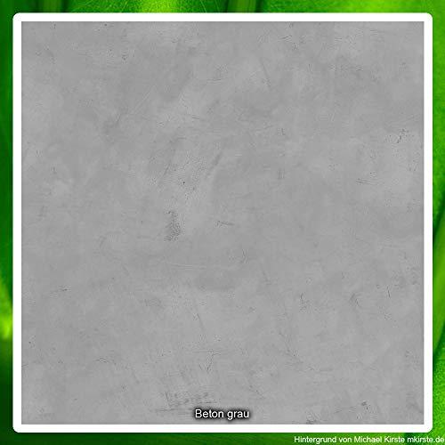 wasserfeste Wandverkleidung für Ihre fugenlose Dusche - Oberfläche nicht glänzend Plattengröße (BxH) 150x255 cm, Farbe Beton-Optik grau