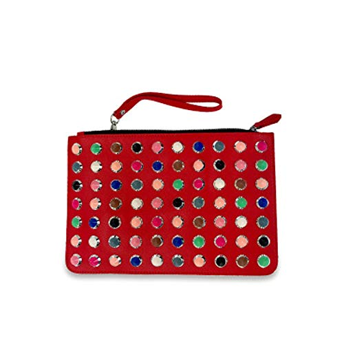 Mode grote envelop clutch tas portemonnee handtas, klinknagel schoudertas messenger tas, avondjurk/party/weekend/werk