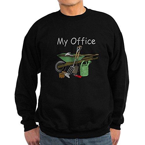 CafePress Garden Tool Sweatshirt (Dark) Gr. One size, Schwarz