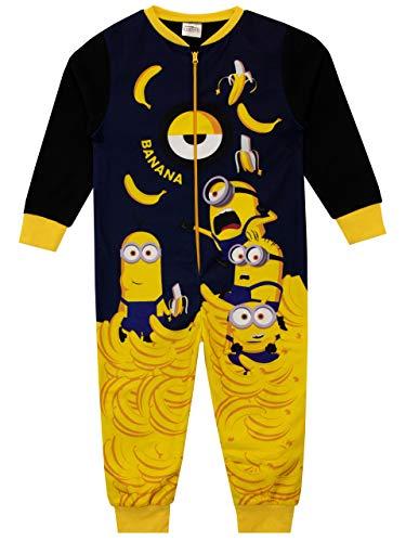 Despicable Me Pijama Entera para niños Minions Multicolor 9-10