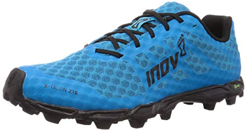 Inov8 X-Talon G 210 - Scarpe da trail da uomo, NO2PGG03BB, Blue Black, 44 UE