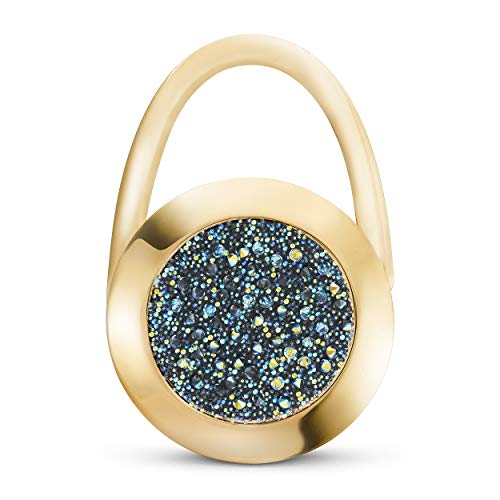 taeshy golden Ocean Original Handtaschenhalter - Glam Charms Crystals by Swarovski® - Handmade in Germany.
