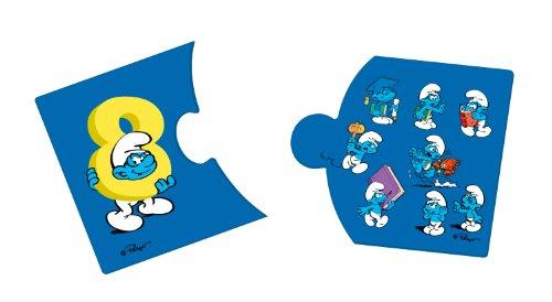 Barbo Toys Smurfs Juego Educativo Aprendo a Contar (8301)
