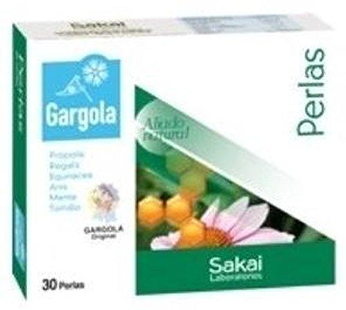 Gargola Perlas 30 perlas de Sakai