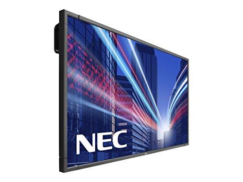 NEC MultiSync P463 - 116.8 cm ( 46' ) - gewerbliche Nutzung - P Series LCD-Flachbildschirm mit LED-Hintergrundbeleuchtung - 1080p (FullHD) - kantenbel Monitor MultiSync P463 / 117cm (46') / S-PVA LED / 1920x1080 / 4000:1 / 700cd/m2 / HDMI+DP/ w/o Stand / Audio / STv2 slot / NFC-Chip / schwarz